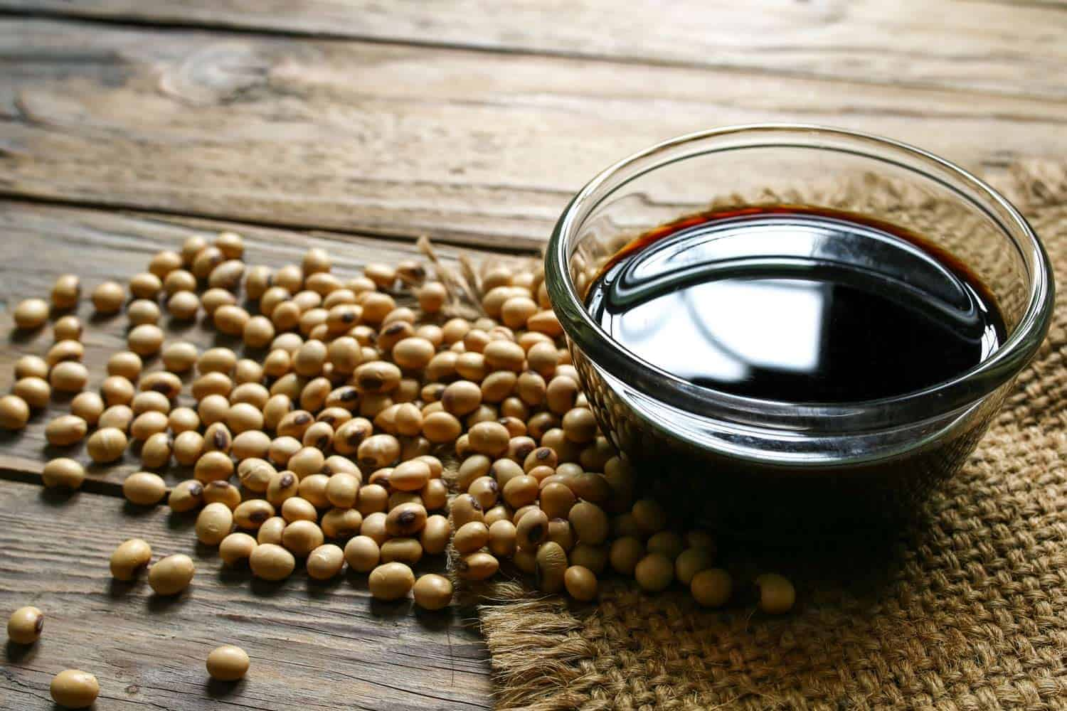 Soy Sauce Recipe