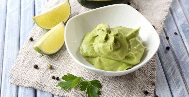 Avocado sauce recipe